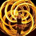 Promo Katy Sea Fire and Glow Performer Bristol