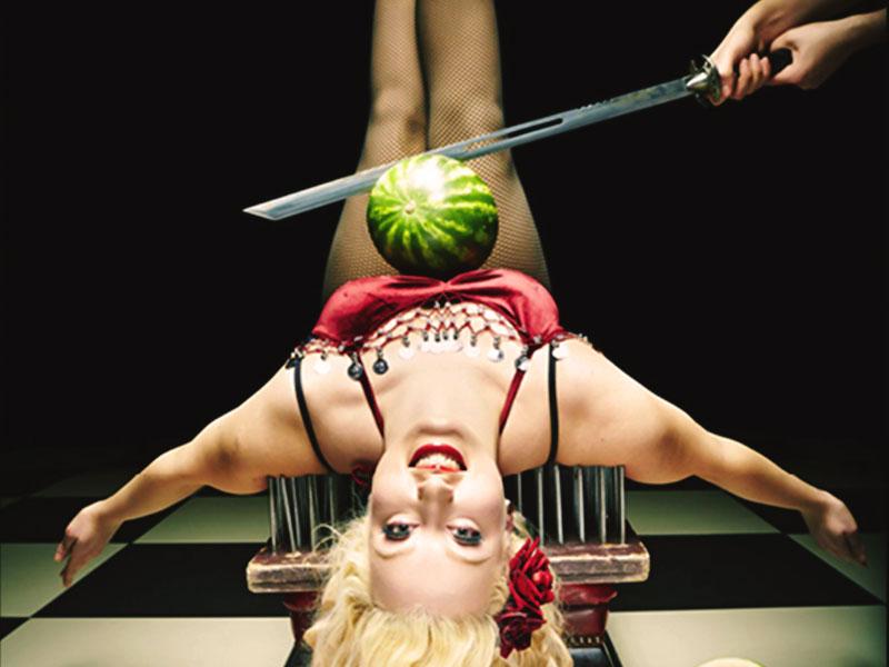 Promo Miss D Ville Dare Devil Stunt Show Kent