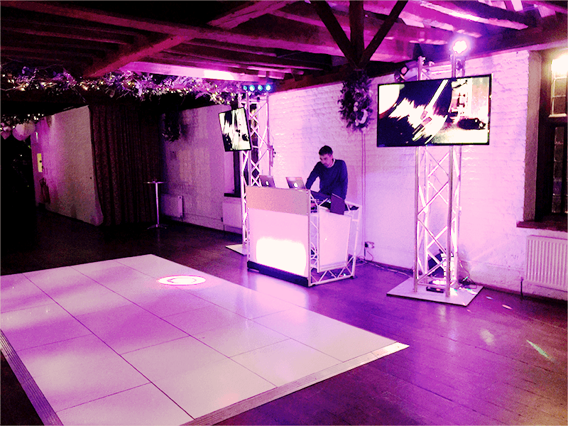 Promo Callum Kelly Wedding DJ Hampshire