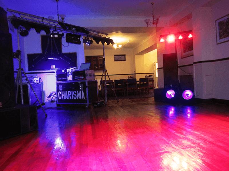 Promo Charisma Silent Disco  Lincolnshire