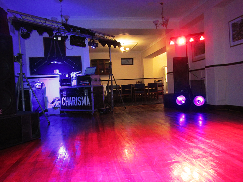 Promo Charisma Sound and Light Show  Lincolnshire