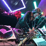 Promo DJ Frost Party DJ London