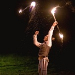 Promo Fire Specialist Vulcan Fire Performer Leicestershire