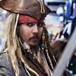Promo Jack The Caribbean Pirate Lookalike Glasgow, Scotland