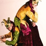 Promo Jugglers In Jester Costume Circus Performer Leicestershire