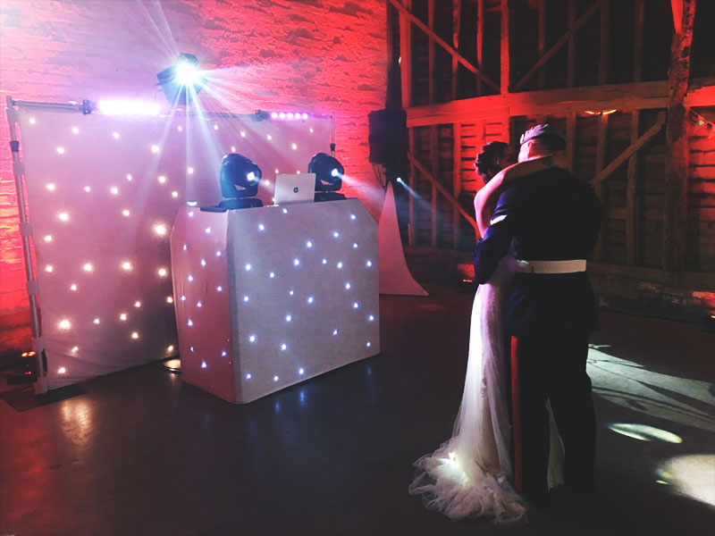 Promo Southwest Wedding DJ Specialists Wedding DJ Gloucestershire
