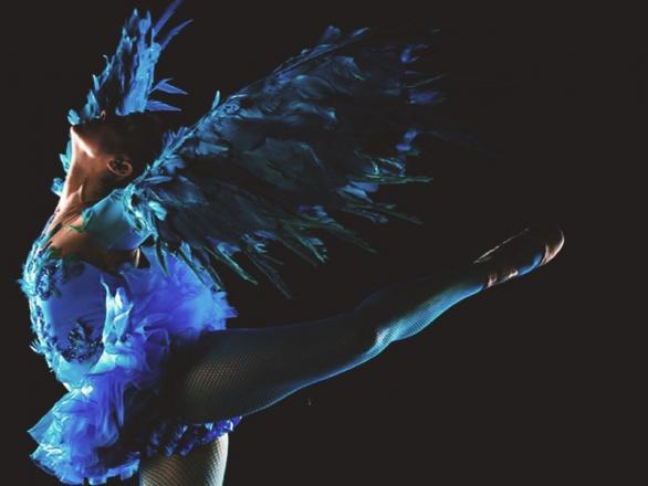 Promo Winged Ballerinas Dancer Dorset