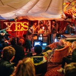 Promo The Peoples Parlour Bespoke Festival Themed Act Bristol, Somerset