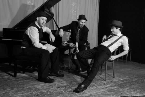 Promo Hot Harlem 1920's Harlem Swing Band Bury, Lancashire