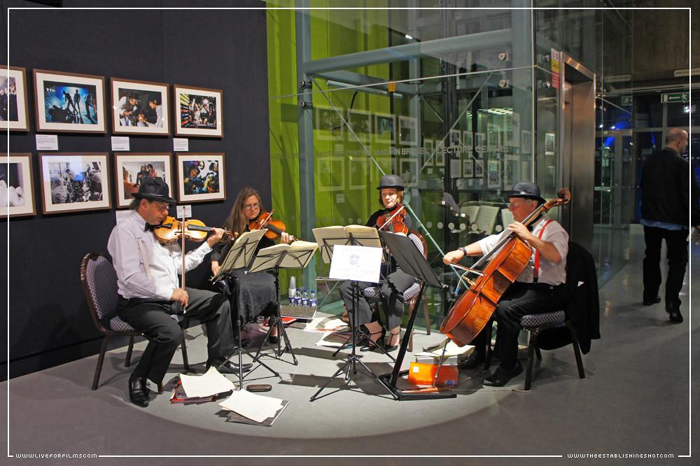 Promo Stromenti String Quartet String Quartet Dorset