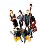Promo Gypsy Rhythm Gypsy Jazz Band Cardiff, Glamorganshire