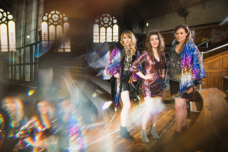 Promo The Zenettes Acoustic Band Greater Manchester