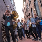Promo Ultimate Brass Brass Party Band Leeds, West Yorkshire