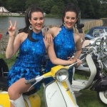 Promo 60s Dance Twins Dance Duo London