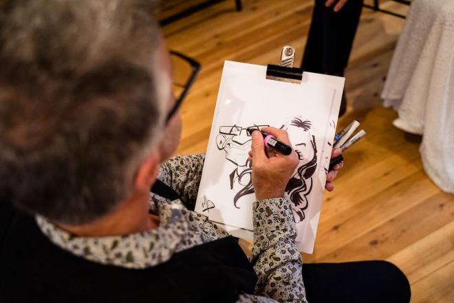 Promo Midlands Caricaturist Caricaturist Leicestershire