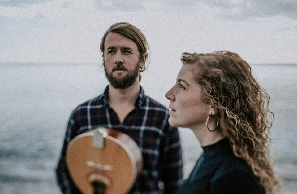 Promo Dave And Freya Acoustic Folk Duo Devon