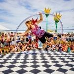 Promo Centric Circus Performer Hertfordshire