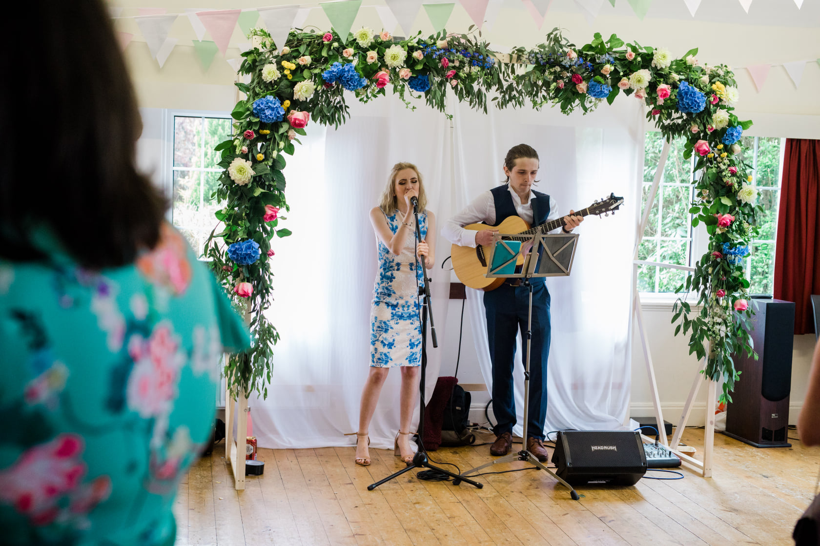Promo The Note Changers Vocal Guitar Duo West Yorkshire