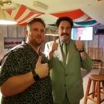 Promo Borat (Kazakh Dan) Lookalike Essex