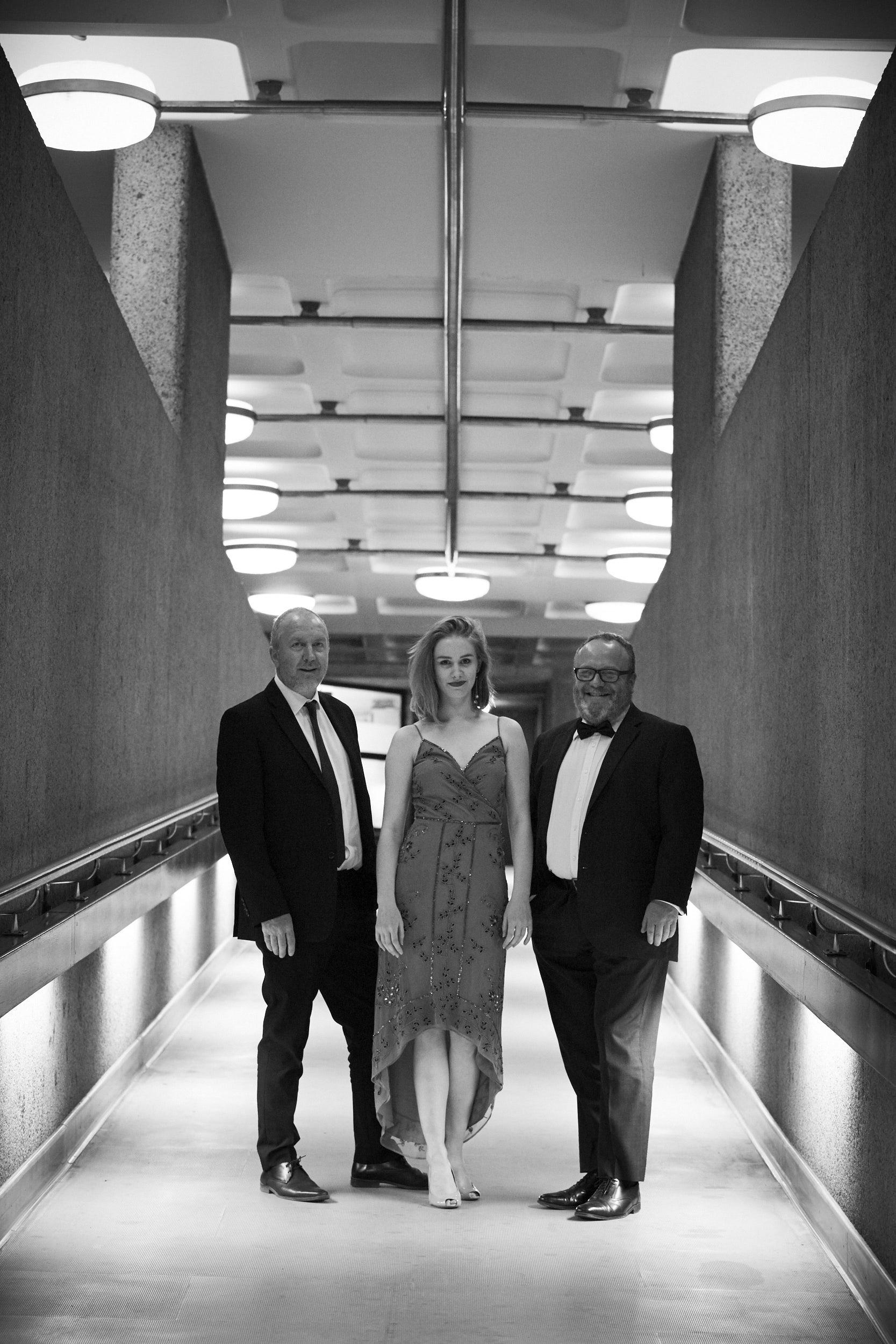Promo The Ella Ensemble  London