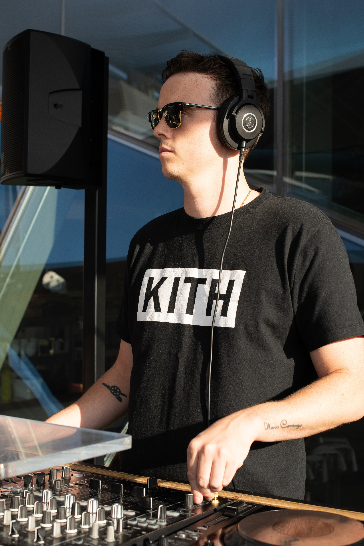 Promo DJ Rushe Wedding DJ London
