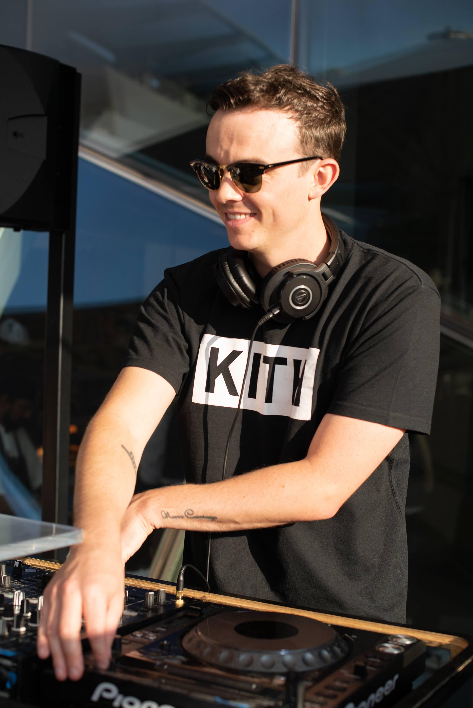 Promo DJ Rushe  London