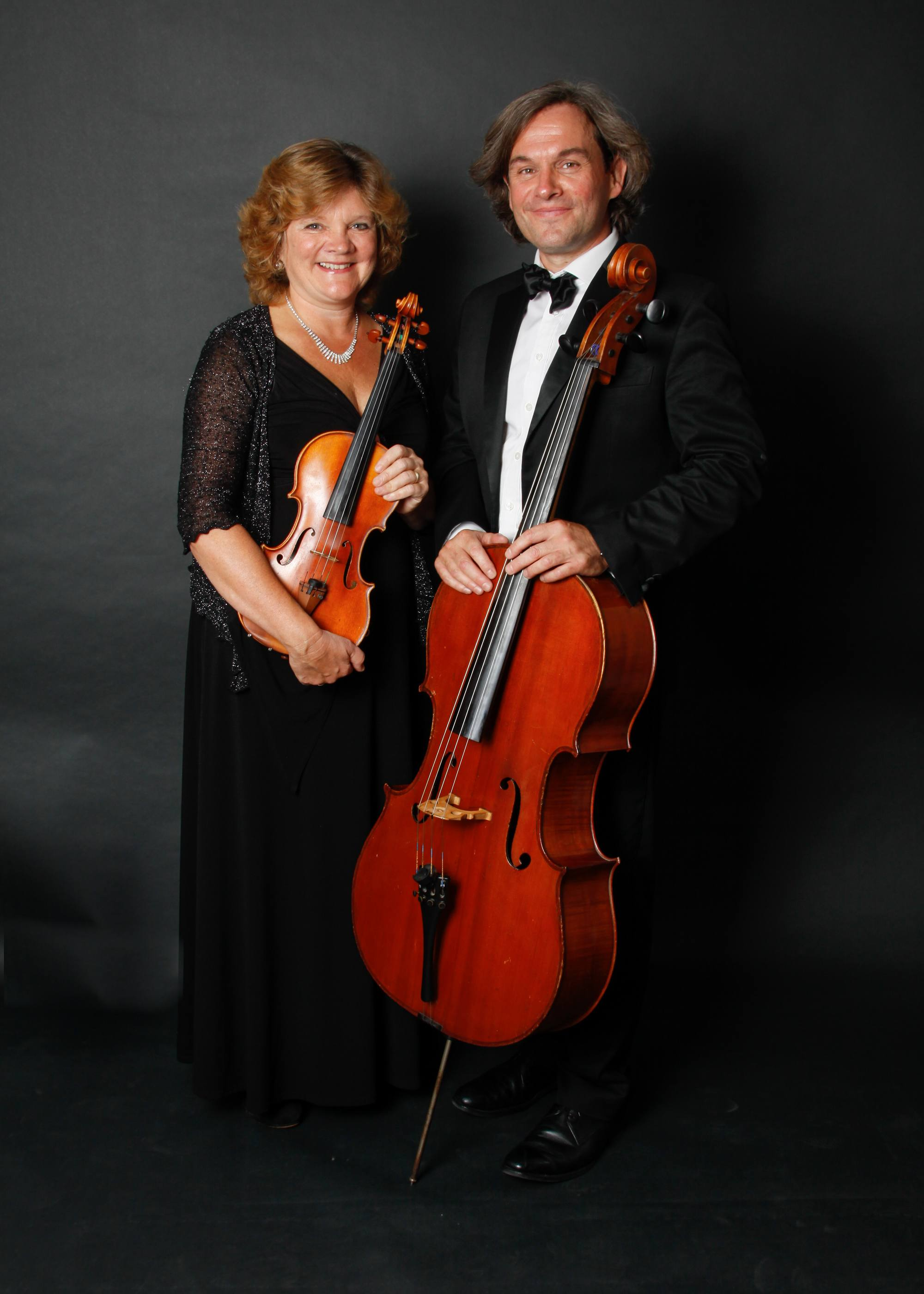 Promo St Swithuns Strings  Bedfordshire