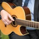 Promo Robert Brock Classical Guitarist Great Barr, West Midlands