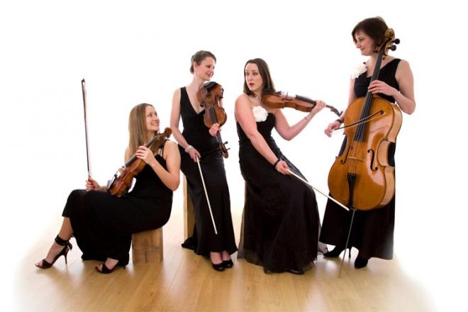 Promo Abele Strings String Quartet Hertfordshire