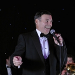 Promo Absolutely Frank Rat Pack Big Band Surrey