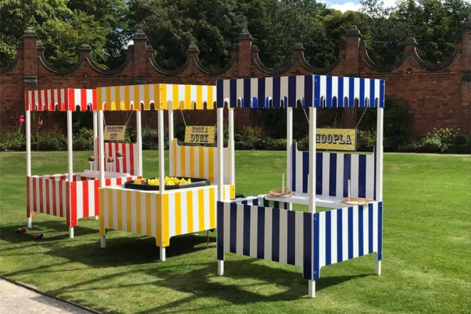 Promo Ace Carnival Stalls Funfair Stall South Yorkshire