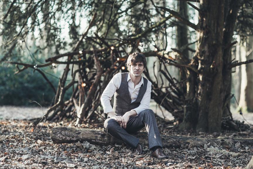 Promo Acoustic Blake Singer Guitarist Warwickshire