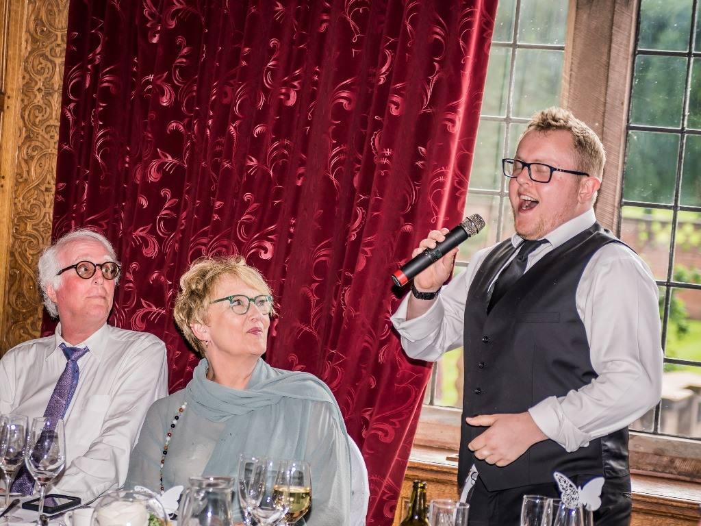 Promo Adam Williamson Classical & Opera Singer West Yorkshire