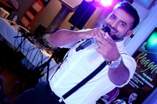 Promo Aidan Bollywood Bollywood and Bhangra Vocalist West Yorkshire