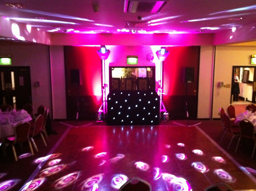 Promo Adrian Hughes Wedding DJ Redditch, Worcestershire