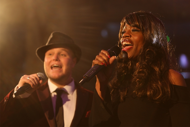Promo Uptown Funk Soul, Funk and Pop Band West Midlands