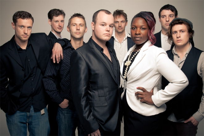 Promo After 8s Soul Band West Midlands