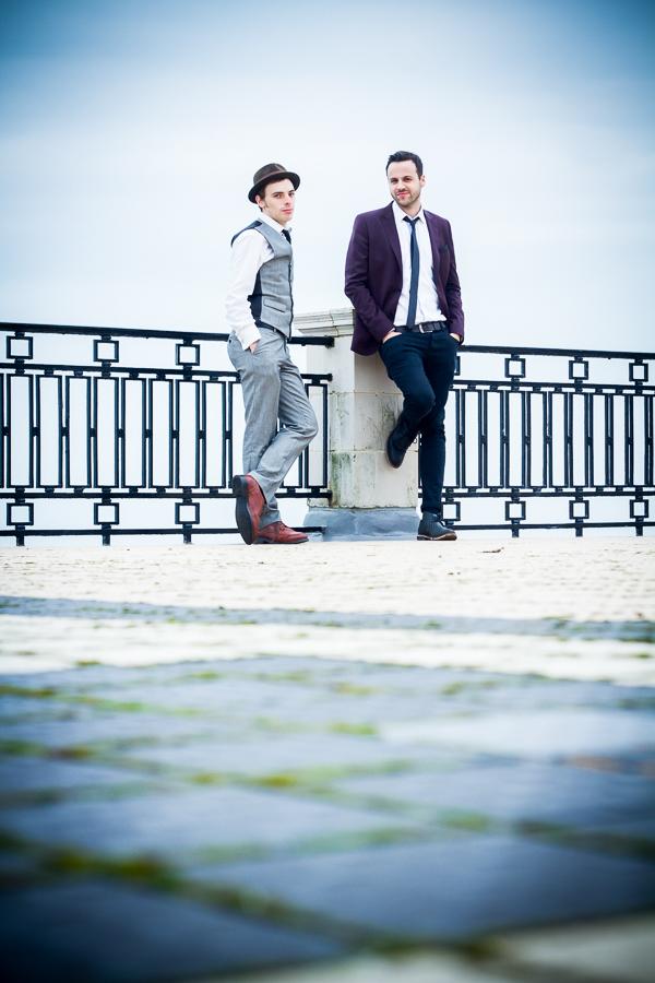 Promo Aint Misbehavin Swing/Jazz Duo Kent