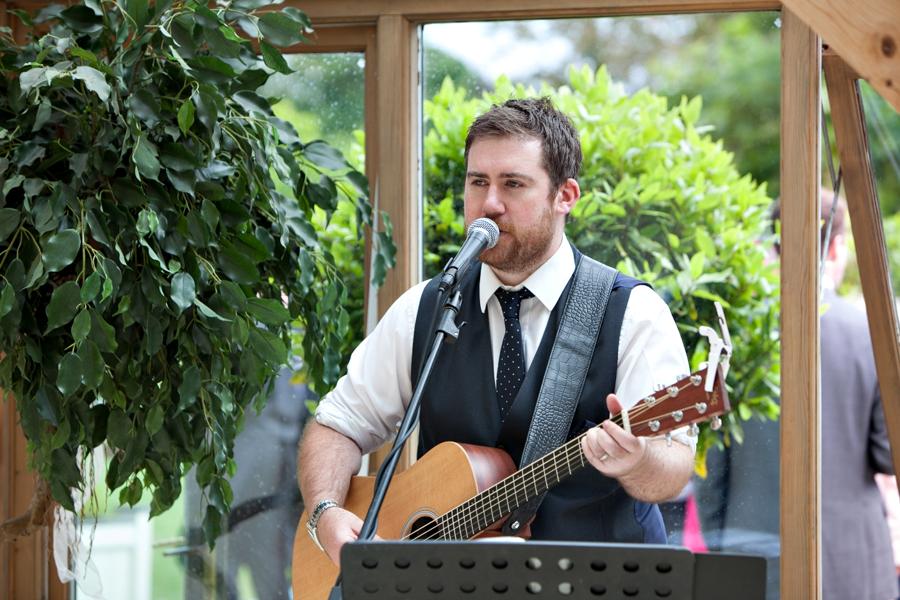 Promo Jamie Vox Singer Guitarist Essex