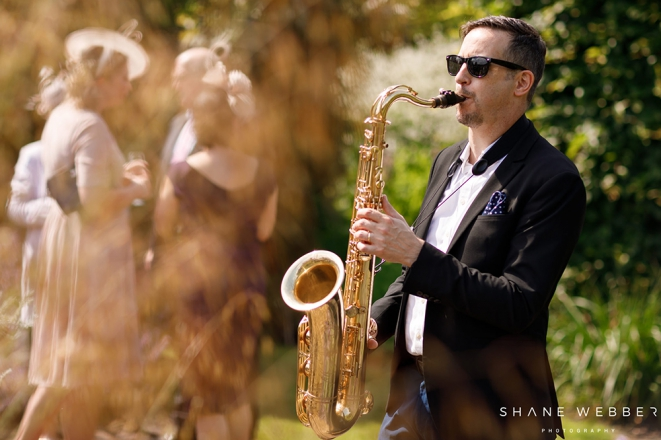 Promo Al about the Sax Saxophonist Greater Manchester