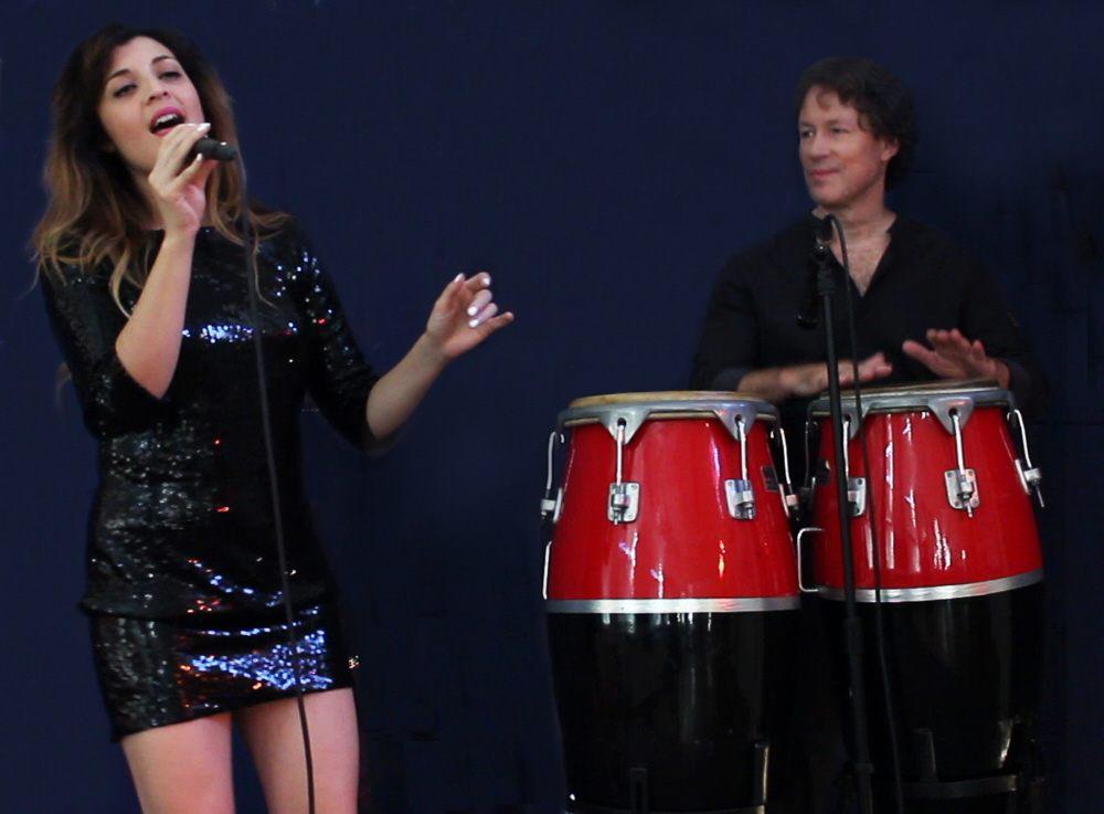 Promo Alandi Latin Duo London