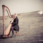 Promo Amour Harp Harpist West Sussex
