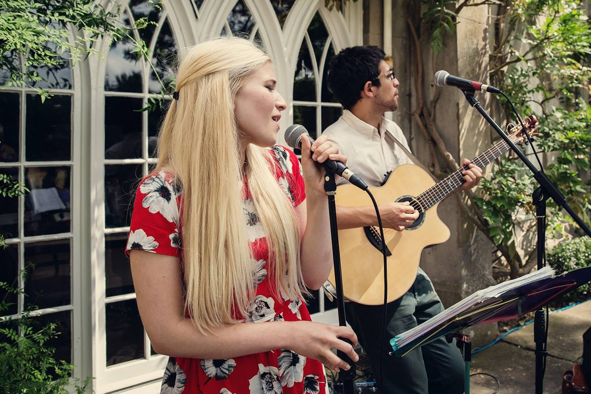 Promo Alex and Suzy Acoustic Duo Greater Manchester