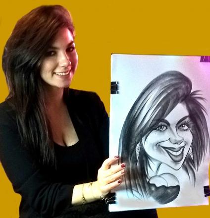 Promo Alex Caricatures Caricaturist Moray
