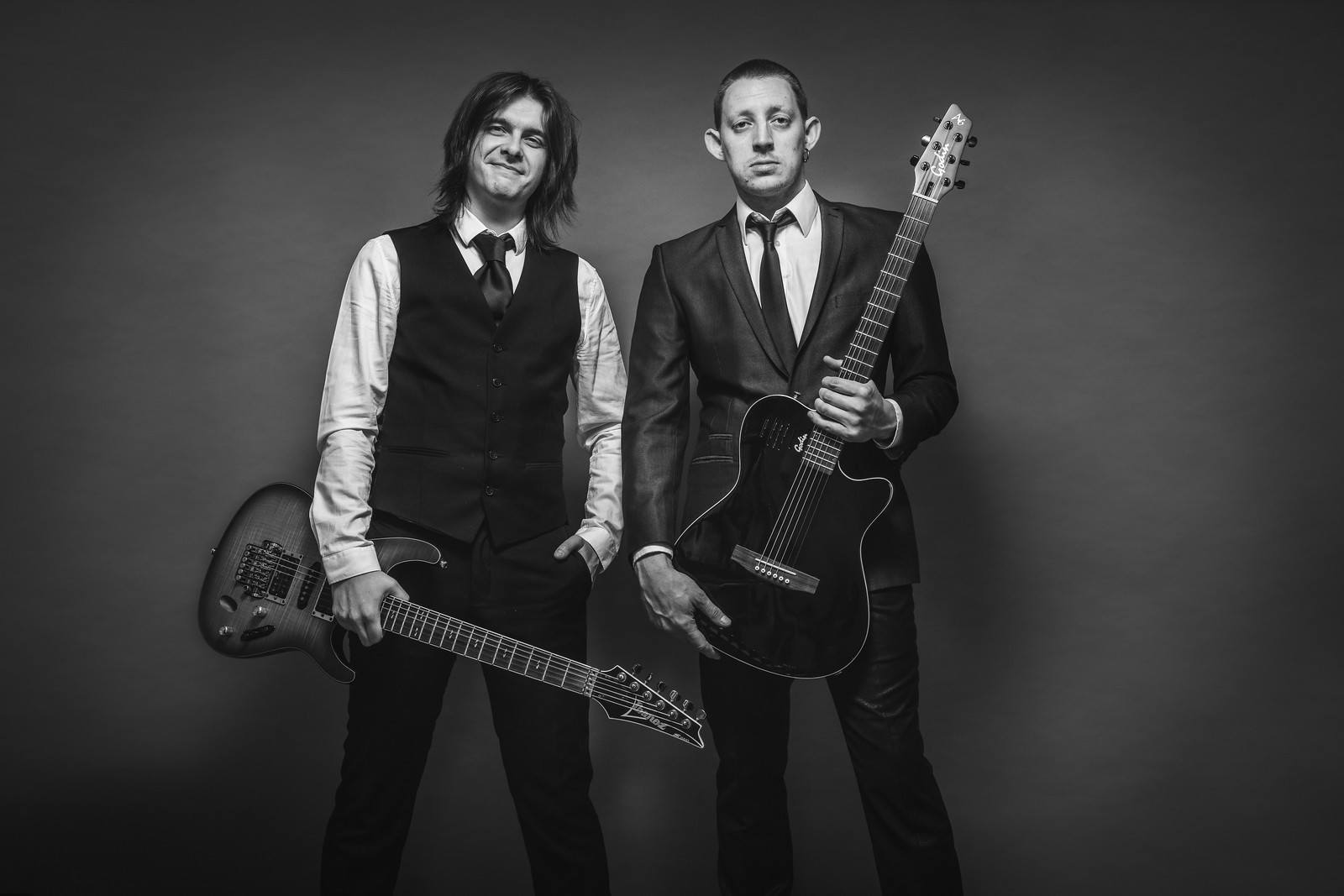 Promo Alex and Jacques Rock and Pop Duo Oxfordshire