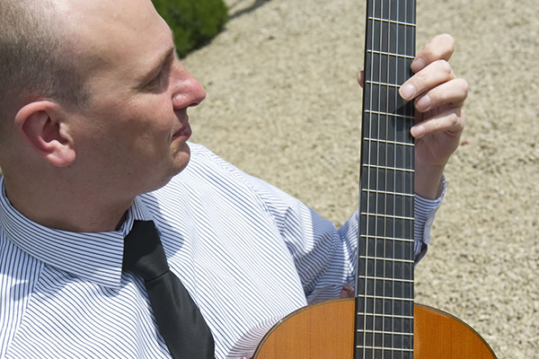 Promo Alex Lloyd Williams Classical Guitarist Staffordshire