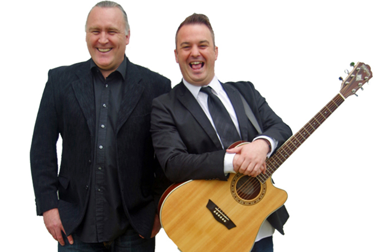 Promo All Acoustic Vocal Acoustic Duo Dorset