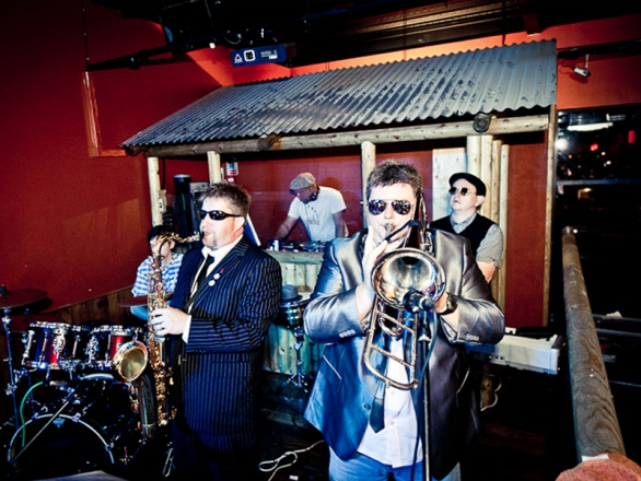 Promo All Star Ska Ska Band Monmouth
