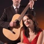 Promo Amori Tenor and Soprano Vocal and Guitar Duo Ludlow, Shropshire
