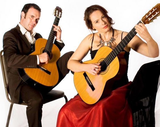 Promo Amori Tenor and Soprano Vocal and Guitar Duo Shropshire